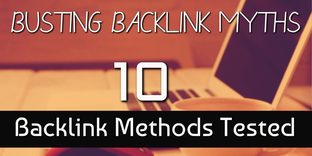 backlink myths
